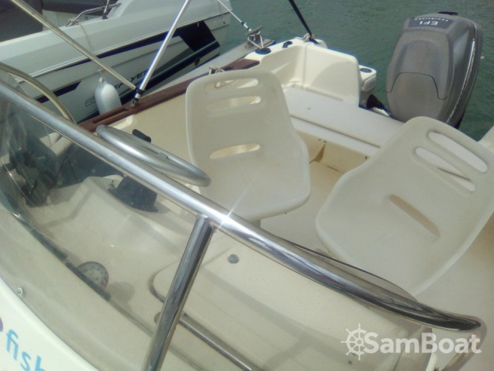 Motorboat for rent l'Ampolla at the best price