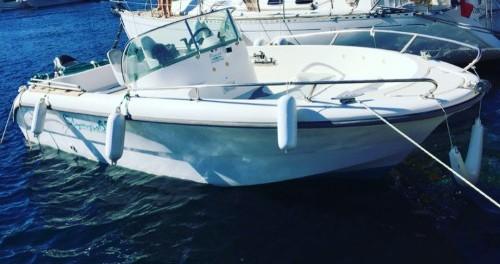 Rental Motorboat in La Ciotat - Ocqueteau Olympio 630