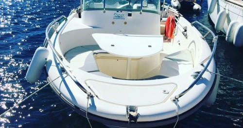 Rental yacht La Ciotat - Ocqueteau Olympio 630 on SamBoat