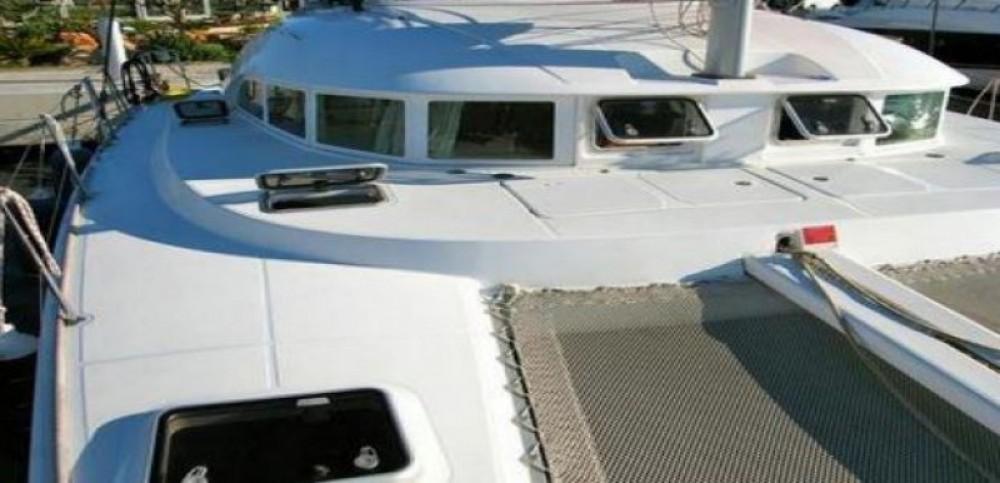 Rental yacht Ibiza - Lagoon Lagoon 380 S2 on SamBoat