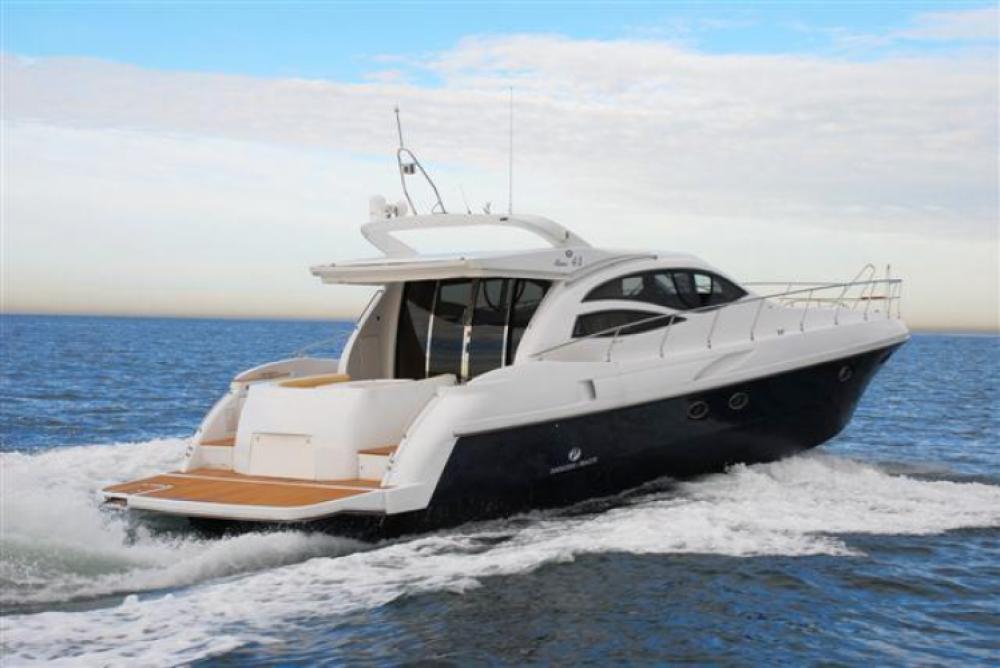 Boat rental Saint-Tropez cheap Alena 48 Hard Top