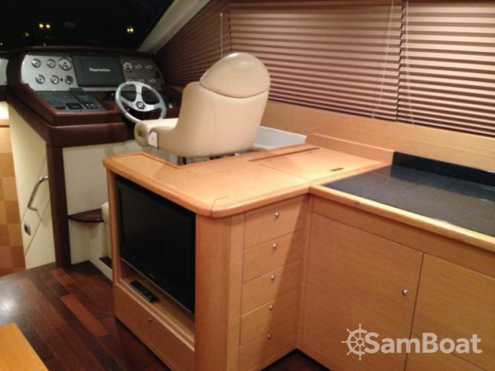Rental yacht Saint-Tropez - Innovazione e Progetti Alena 48 Hard Top on SamBoat