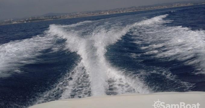 Monterey Monterey 214 FS between personal and professional Mandelieu-la-Napoule
