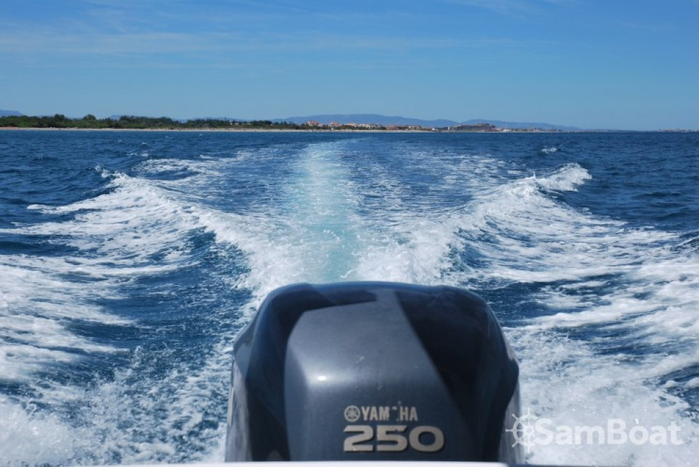 Capelli Tempest 770 between personal and professional Saint-Cyprien