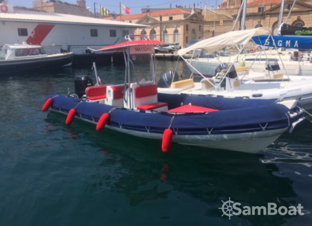 Hire RIB with or without skipper Stylmer Marseille