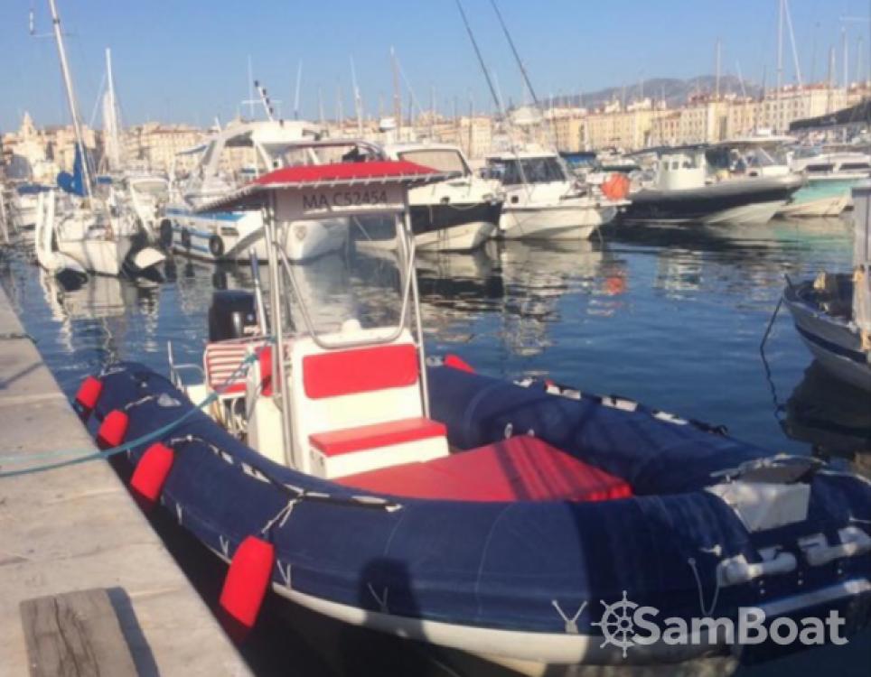 Boat rental Stylmer 710 in Marseille on Samboat