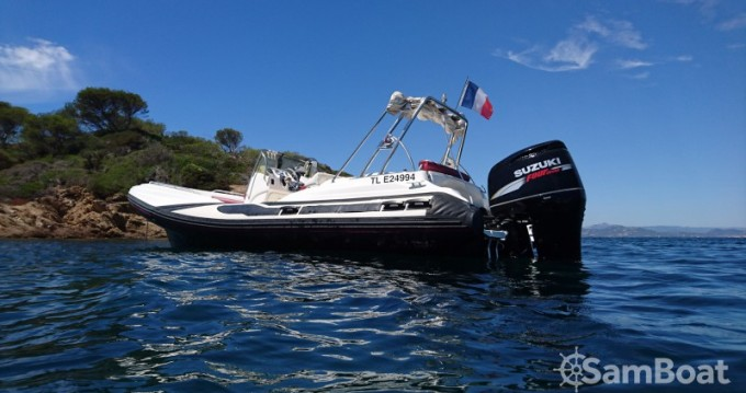 Rental yacht Hyères - Zar ZAR 6.50 SUITE on SamBoat