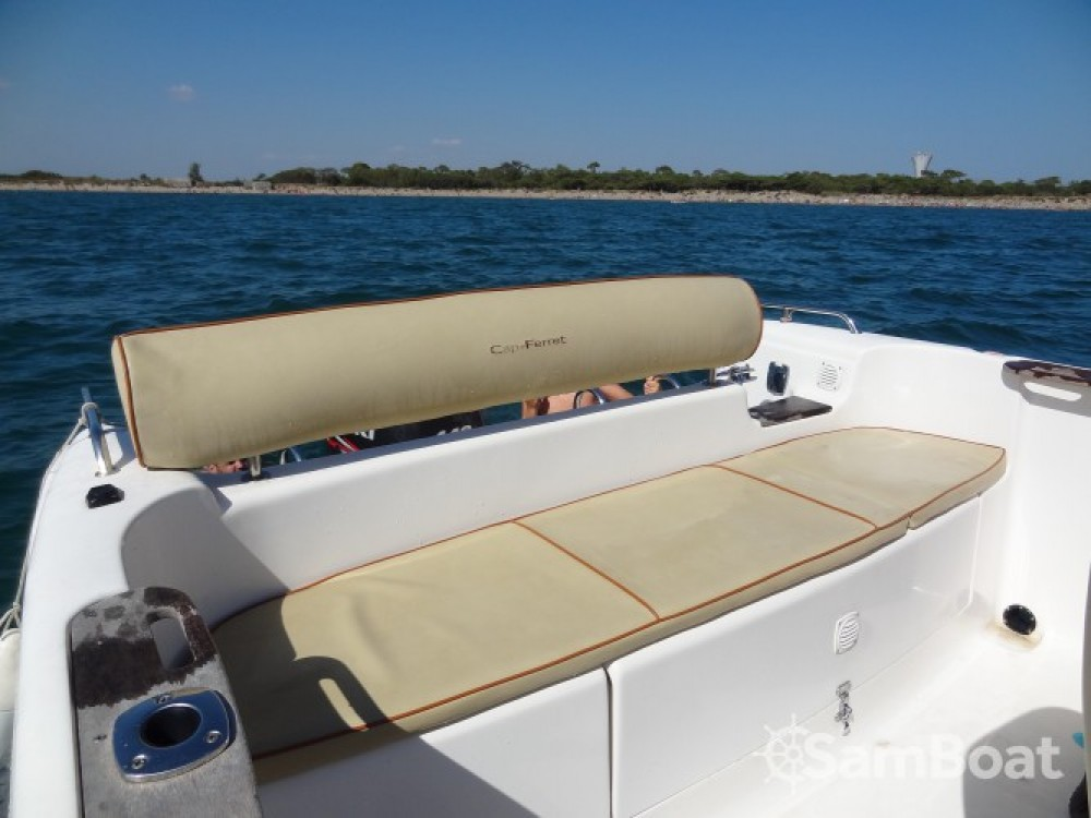 Hire Motorboat with or without skipper B2 Marine Agde