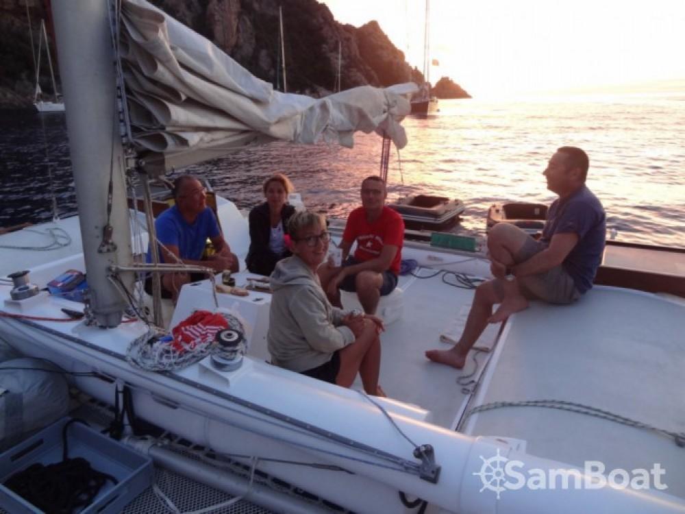 Boat rental Cna DIABOLO in Saint-Tropez on Samboat