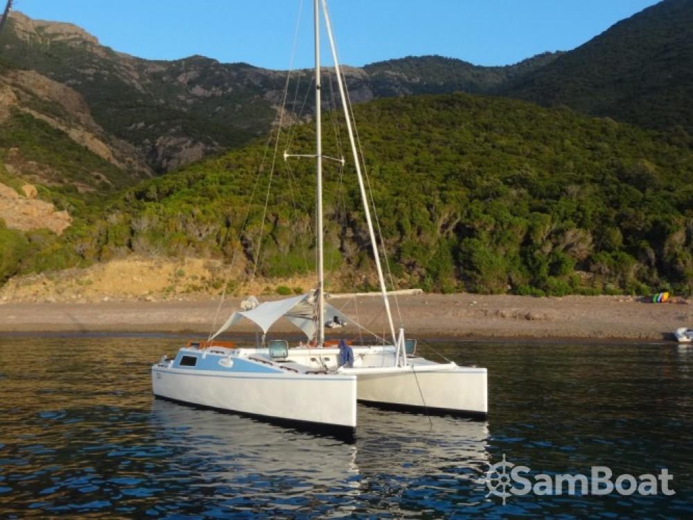 Rental Catamaran in Saint-Tropez - Cna DIABOLO