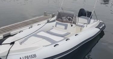 Boat rental Porto-Vecchio cheap Marlin Boat 182 Fb