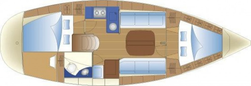 Hire Sailboat with or without skipper Bavaria La Trinité-sur-Mer
