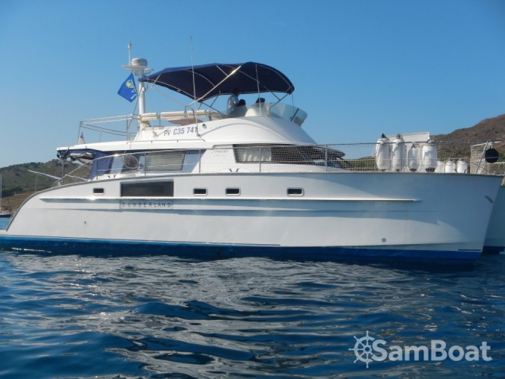 Hire Motorboat with or without skipper Fountaine Pajot Canet-en-Roussillon