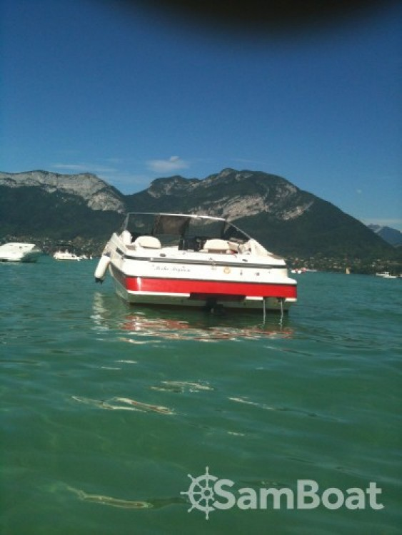Boat rental Annecy cheap 2200SR3