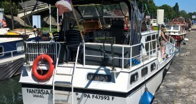 Hire Canal boat with or without skipper Vri-Jon La Ferté-sous-Jouarre