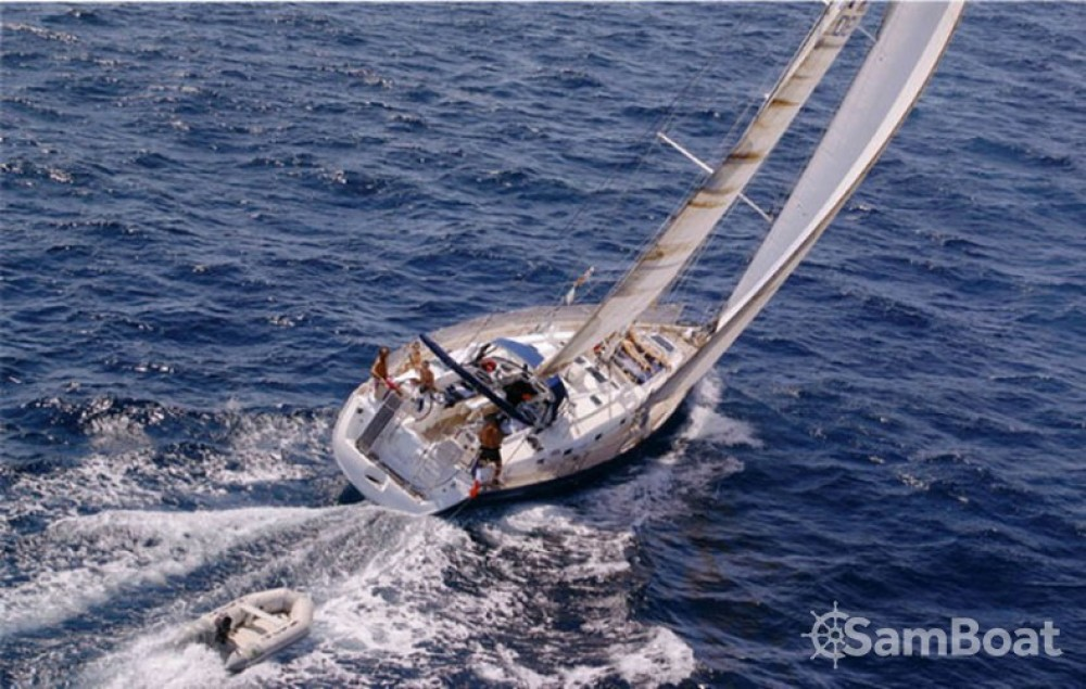 Hire Sailboat with or without skipper Bénéteau Lipari