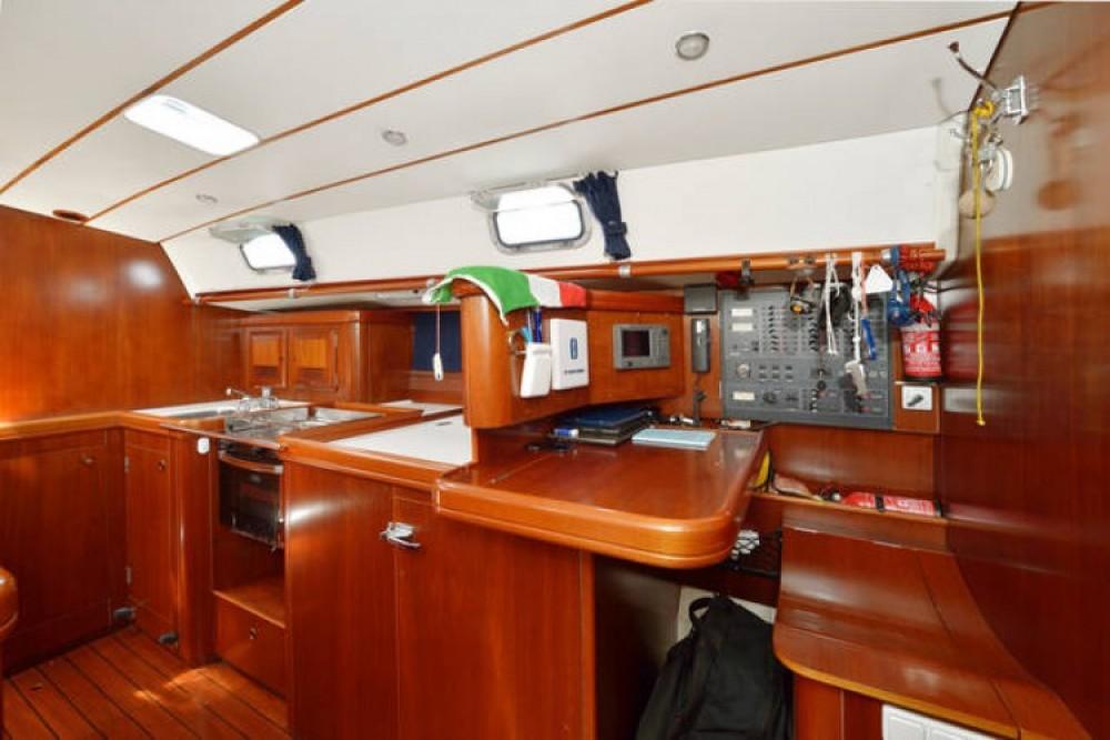 Rental Sailboat in Lipari - Bénéteau Beneteau 50