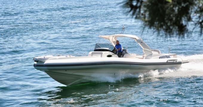 Rent a Marlin Boat Marlin Boat 38 Top Porto-Vecchio