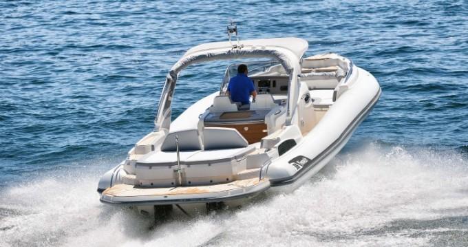 Rental RIB in Porto-Vecchio - Marlin Boat Marlin Boat 38 Top