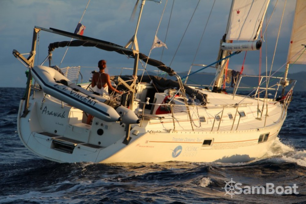 Hire Sailboat with or without skipper Bénéteau Arcachon