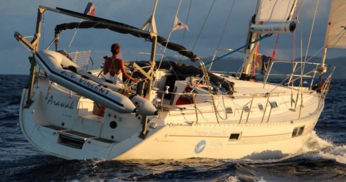 Rental yacht Arcachon - Bénéteau Oceanis 440 on SamBoat
