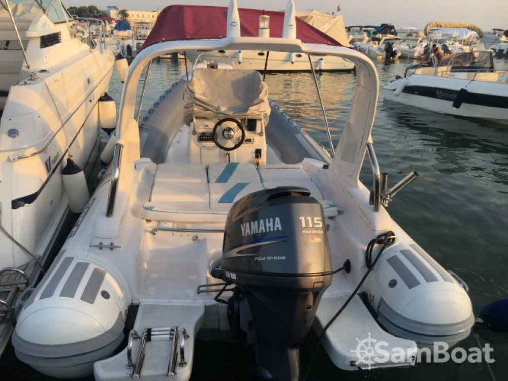 Sacs Sacs 680 ghost between personal and professional Porto Cesareo