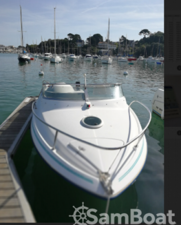 Hire Motorboat with or without skipper Bénéteau Pornic