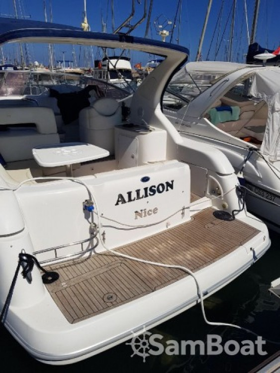 Boat rental Vallauris cheap C35