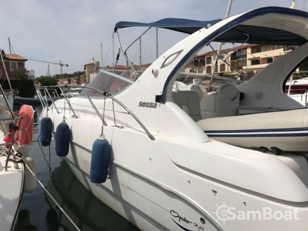 Hire Motorboat with or without skipper Sessa Marine Vallauris