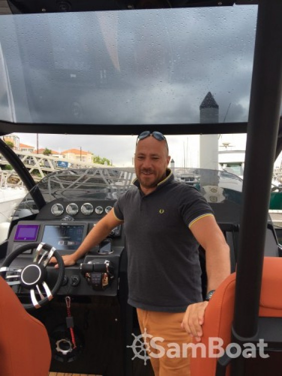 Rental yacht Les Sables-d'Olonne - Technohull Attitude 35 on SamBoat