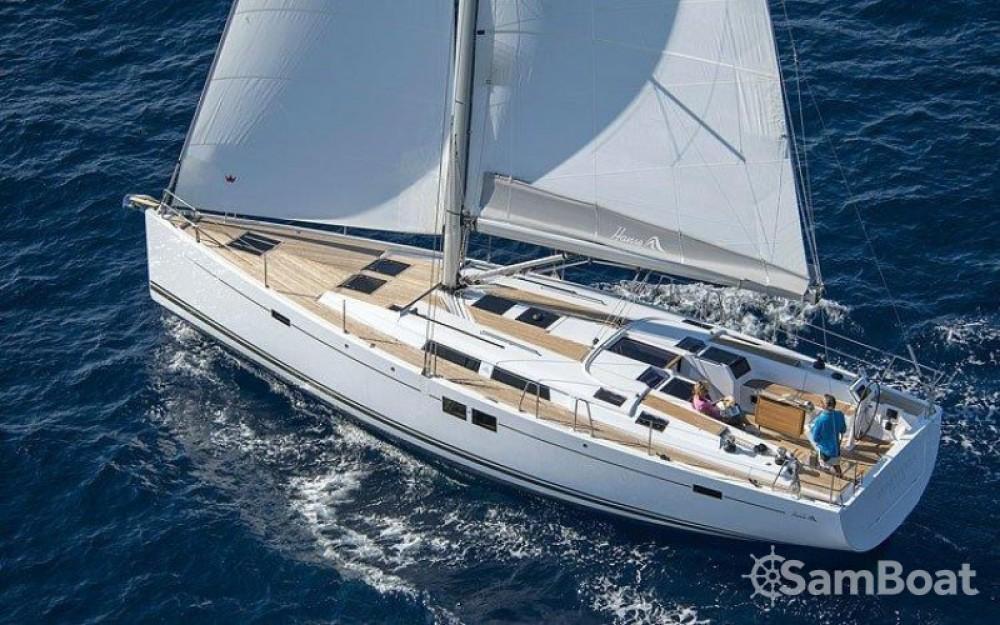 Rental yacht Croatia - Hanse Hanse 505 on SamBoat