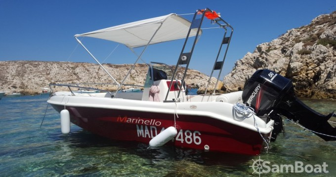 Hire Motorboat with or without skipper Marinello L'Estaque