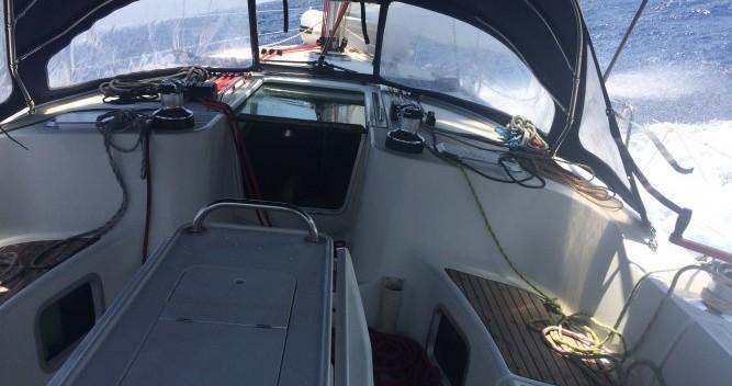 Boat rental Jeanneau Sun Odyssey 45 in Toulon on Samboat