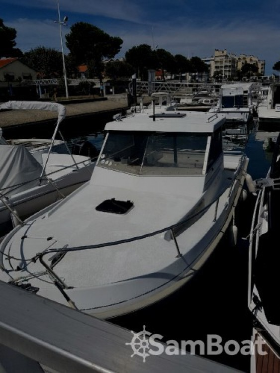 Rental Motor boat in Port de Plaisance - Sea-Rover Sea rover