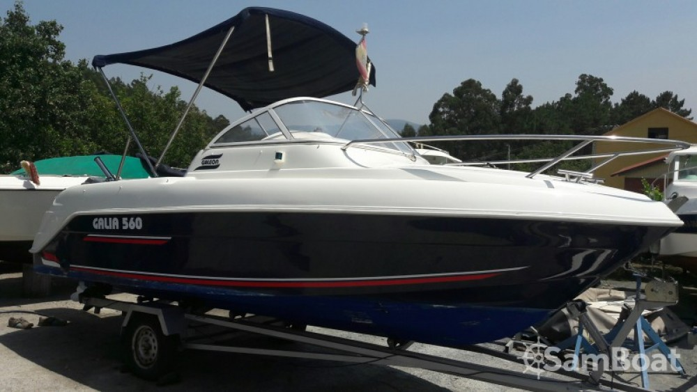 Hire Motorboat with or without skipper Galeon Cobres