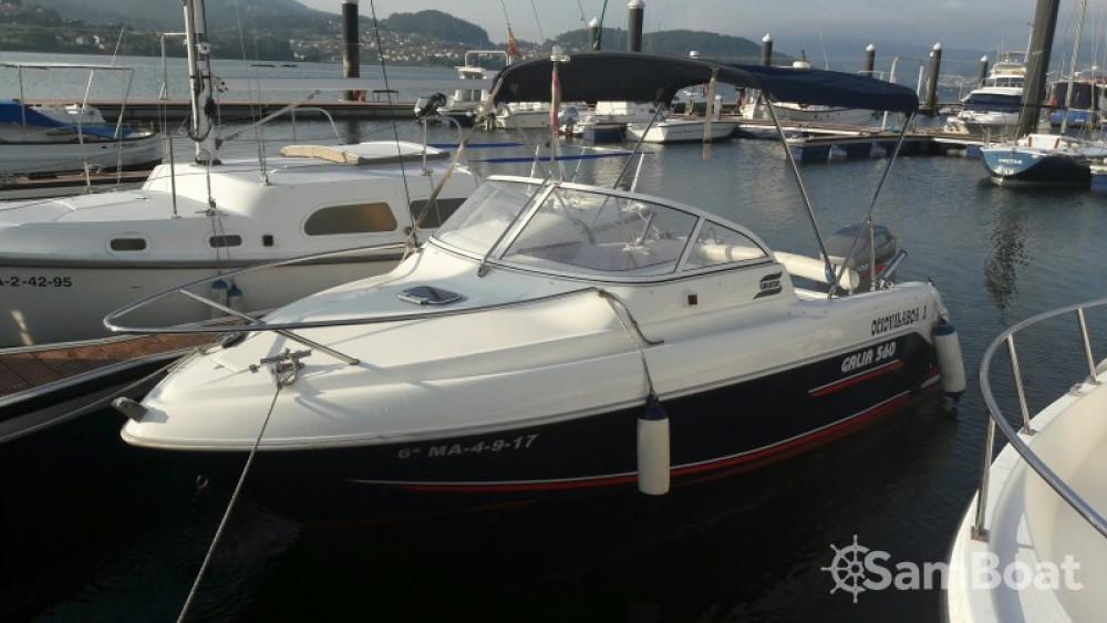 Rental Motorboat in Cobres - Galeon Galia
