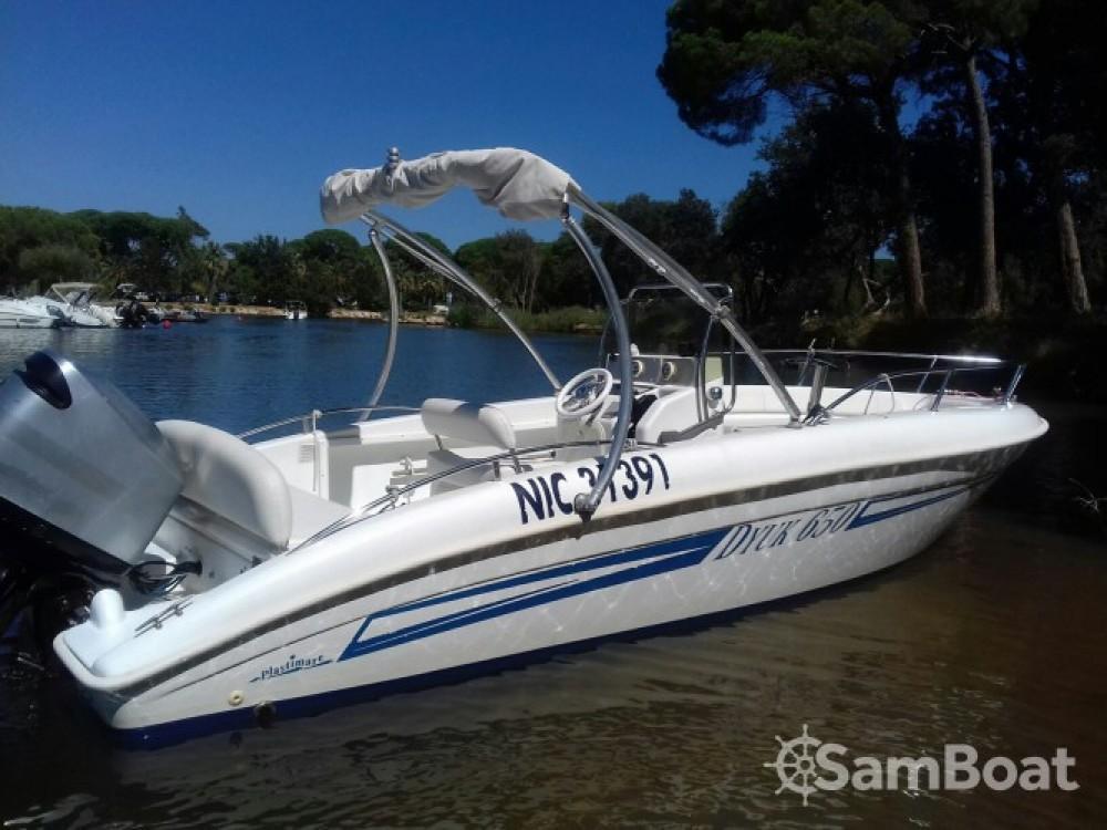 Hire Motorboat with or without skipper Plastimar Mandelieu-la-Napoule