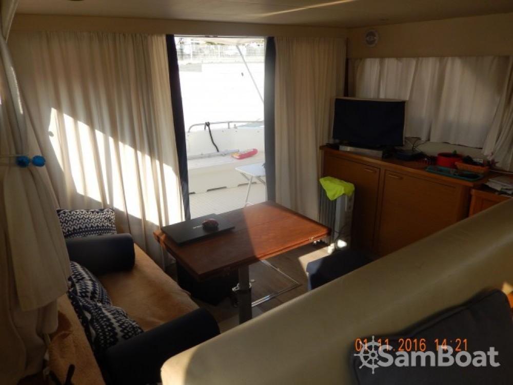 Boat rental Marine-Project Princess  388 in Argelès-sur-Mer on Samboat