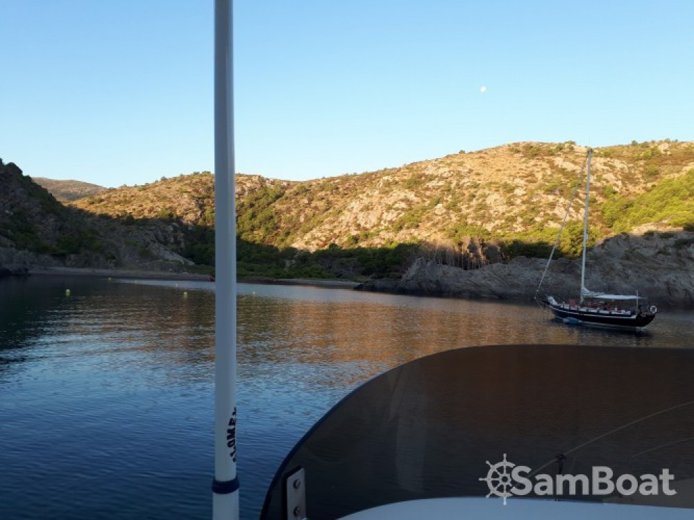 Hire Motorboat with or without skipper Marine-Project Argelès-sur-Mer