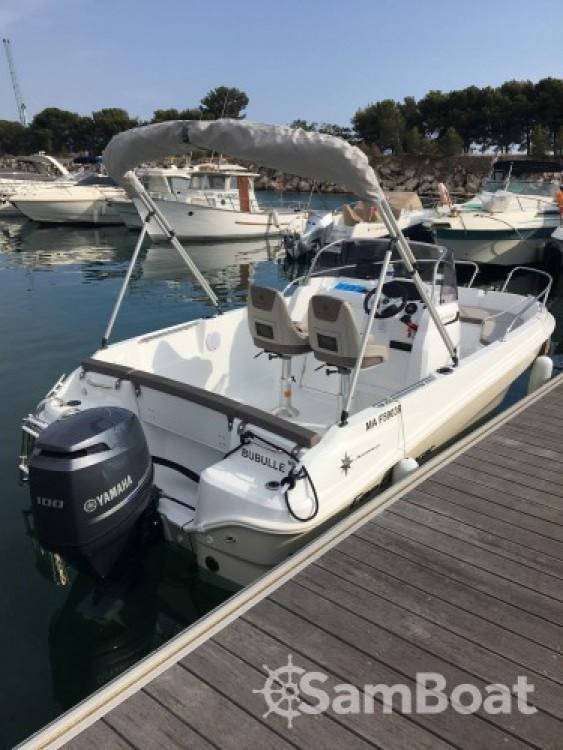 Boat rental Marseille cheap Cap Camarat 5.5 Style