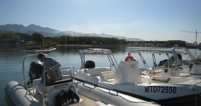Boat rental Zodiac Medline II in La Grande-Motte on Samboat