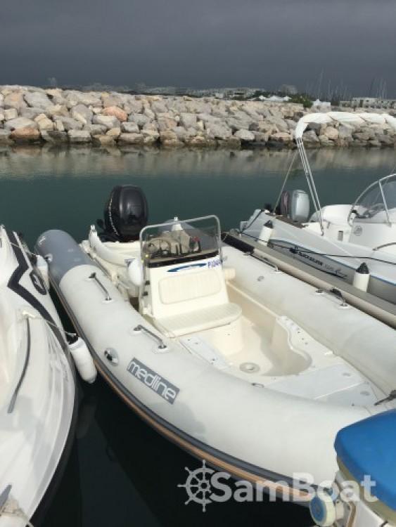 Hire RIB with or without skipper Zodiac La Grande-Motte