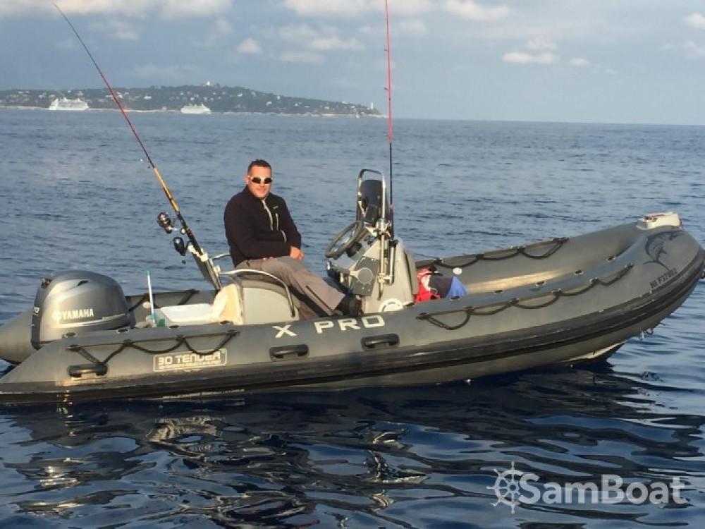 3D Tender 550 between personal and professional Bord de Mer