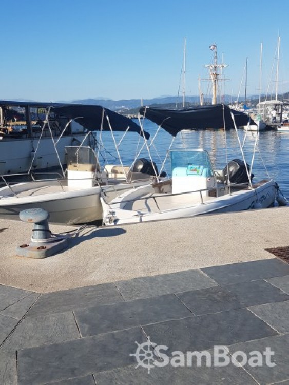 Hire Motorboat with or without skipper Capelli Liguria