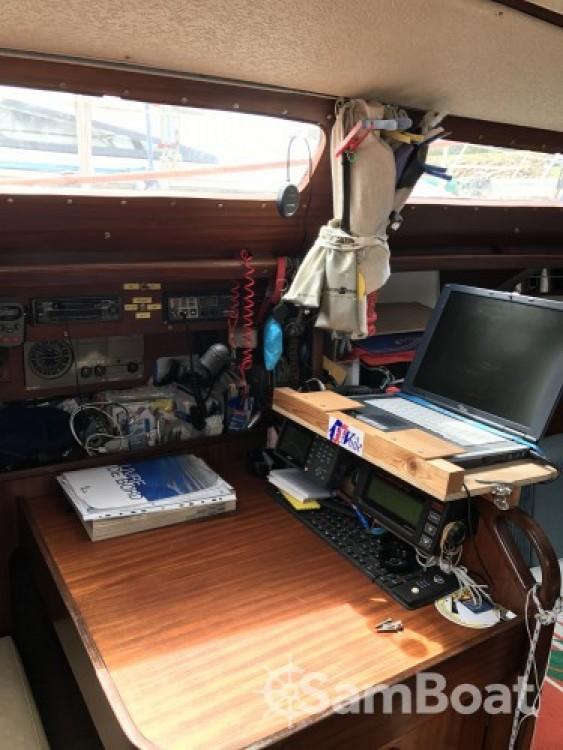 Gibert Marine Gib Sea 334 between personal and professional Granville