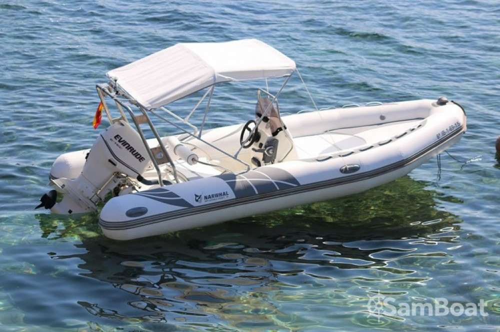 RIB for rent Balearic Islands at the best price