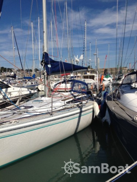 Rent a Gibert Marine Gib Sea 334 Granville