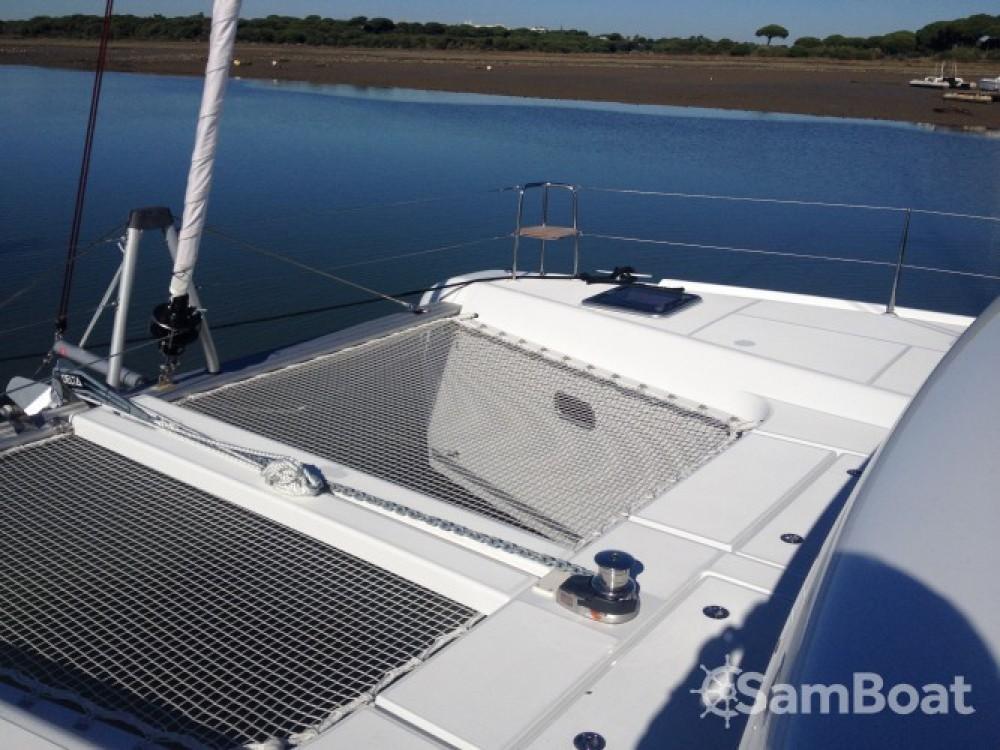 Boat rental Lagoon Lagoon 42 in Sant Antoni de Portmany on Samboat