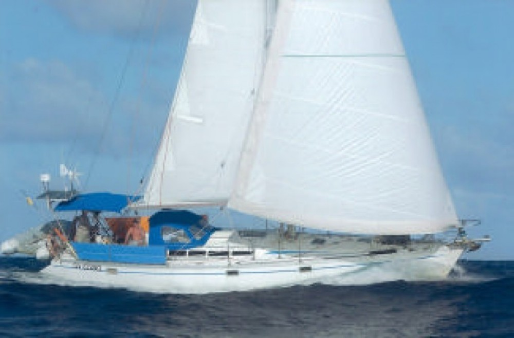 Jeanneau Jeanneau 45 between personal and professional Martinique