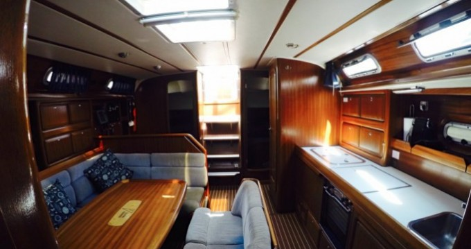 Rent a Bavaria Cruiser 42 Barcelona